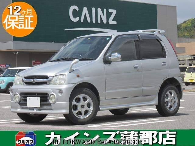 Used 2002 DAIHATSU TERIOS KID BK010135 for Sale