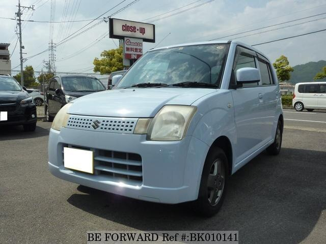 Used 2005 SUZUKI ALTO BK010141 for Sale