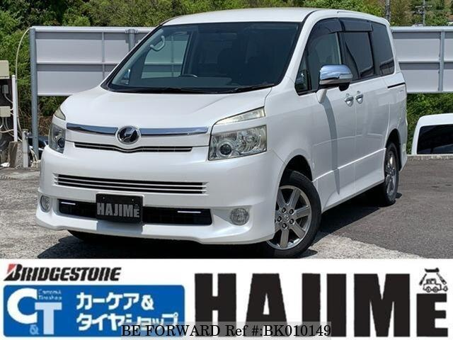 Used 2009 TOYOTA VOXY BK010149 for Sale