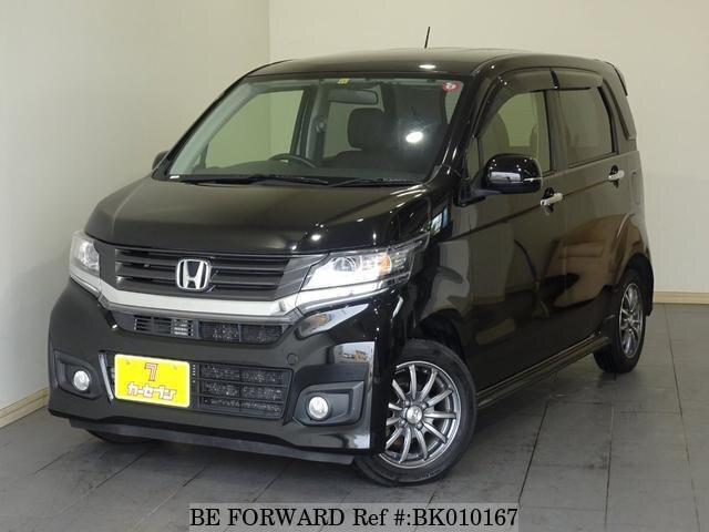 Used 2014 HONDA N-WGN BK010167 for Sale