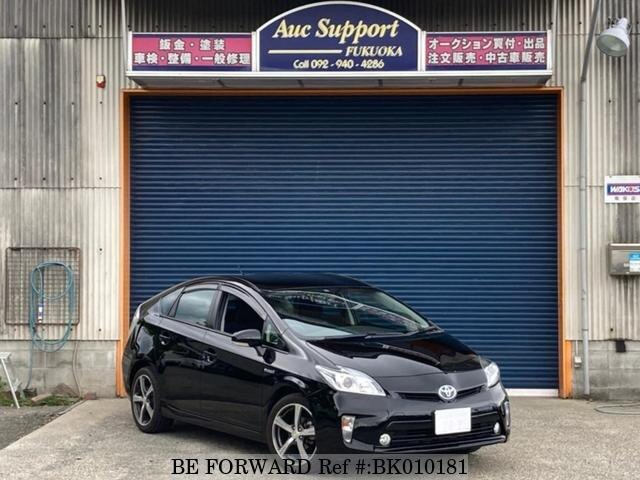 Used 2014 TOYOTA PRIUS BK010181 for Sale