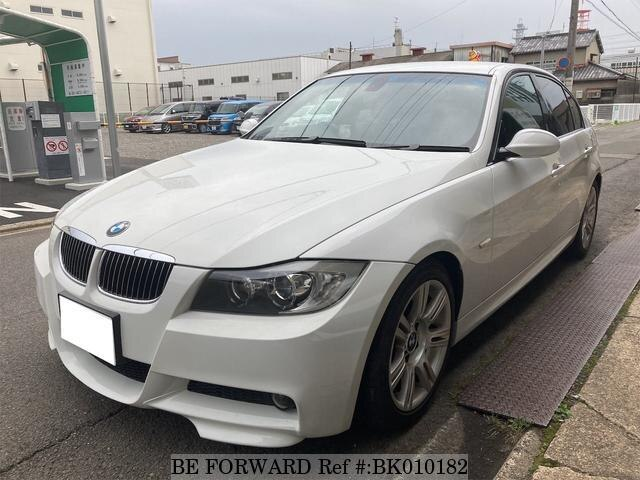 Used 2008 BMW 3 SERIES BK010182 for Sale