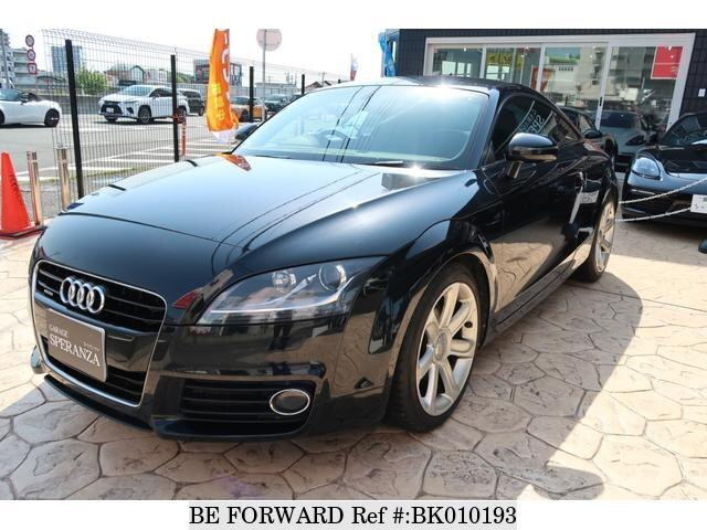 Used 2011 AUDI TT BK010193 for Sale