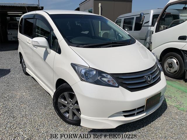 Used 2009 HONDA FREED BK010228 for Sale
