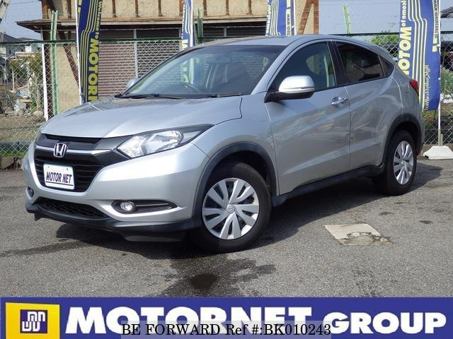 Used 2014 HONDA VEZEL BK010243 for Sale