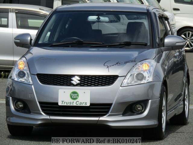Used 2012 SUZUKI SWIFT BK010247 for Sale