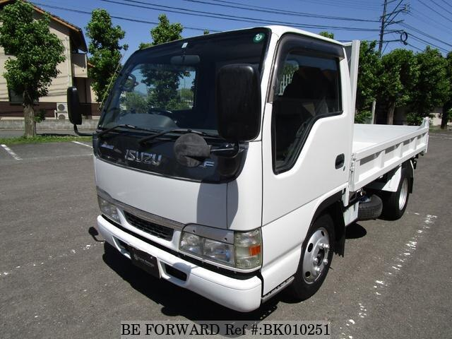 Used 2003 ISUZU ELF TRUCK BK010251 for Sale