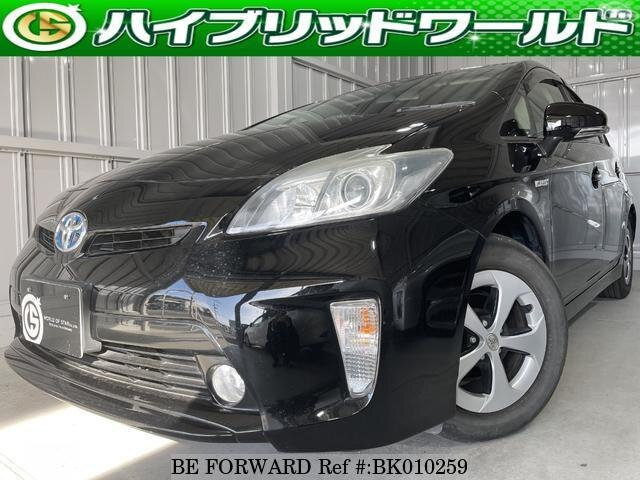 Used 2012 TOYOTA PRIUS BK010259 for Sale