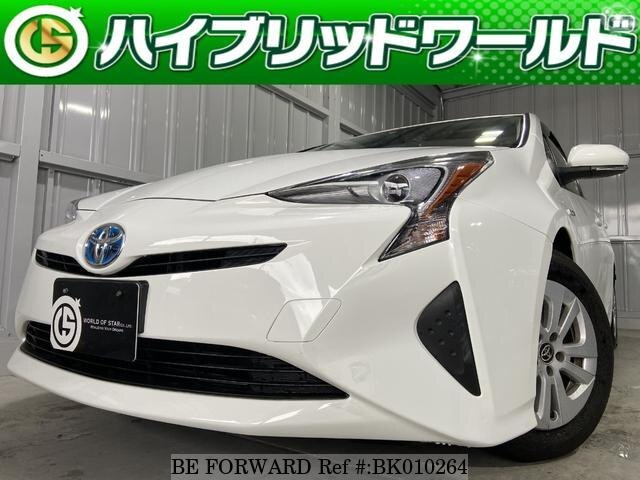 Used 2016 TOYOTA PRIUS BK010264 for Sale