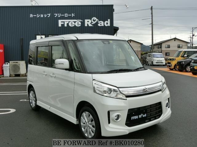Used 2014 SUZUKI SPACIA BK010280 for Sale