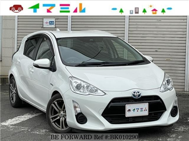 Used 2015 TOYOTA AQUA BK010290 for Sale