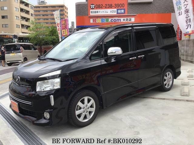 Used 2010 TOYOTA VOXY BK010292 for Sale