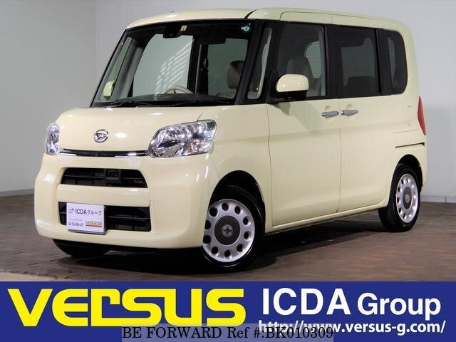 Used 2015 DAIHATSU TANTO BK010309 for Sale