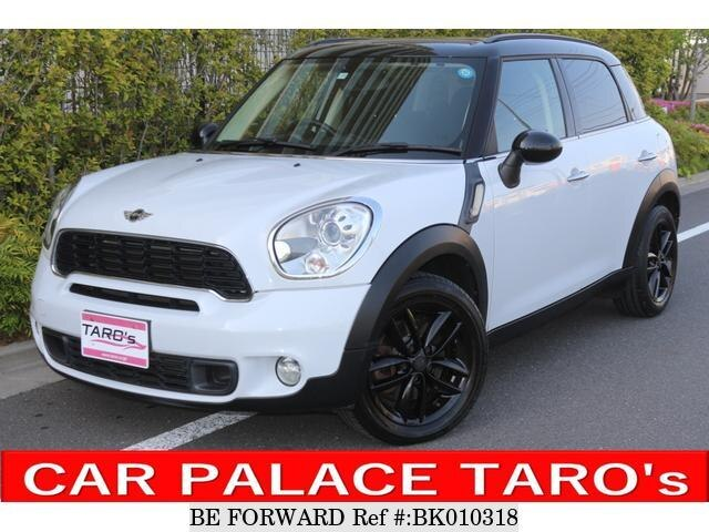 Used 2011 BMW MINI BK010318 for Sale