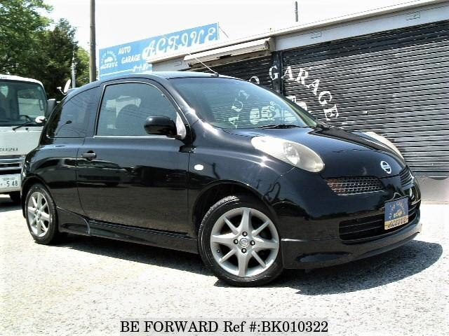 Used 2004 NISSAN MARCH BK010322 for Sale