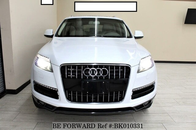 Used 2014 AUDI Q7 BK010331 for Sale
