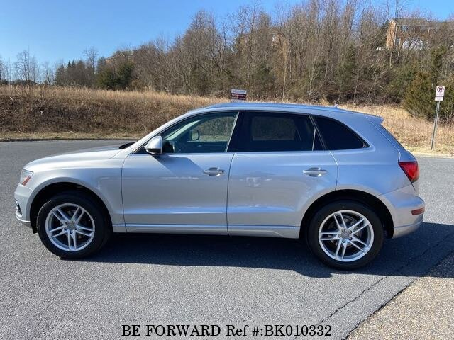 Used 2015 AUDI Q5 BK010332 for Sale