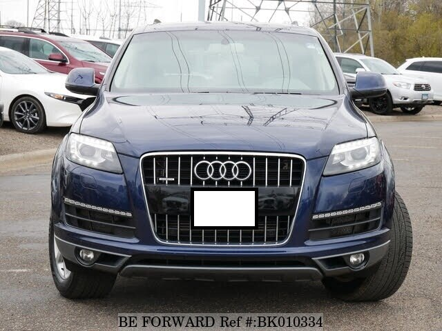 Used 2013 AUDI Q7 BK010334 for Sale