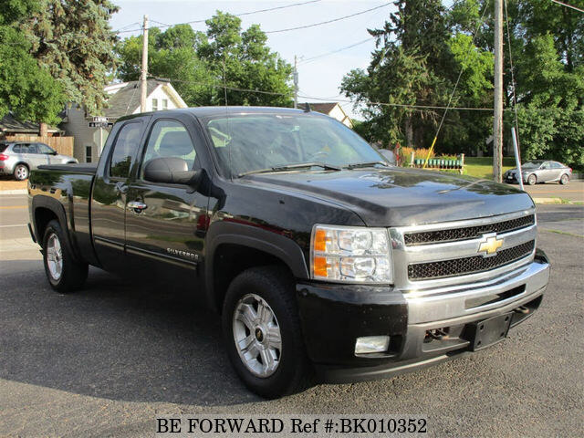 Used 2009 CHEVROLET SILVERADO BK010352 for Sale