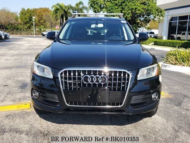 Used 2017 AUDI Q5 BK010353 for Sale