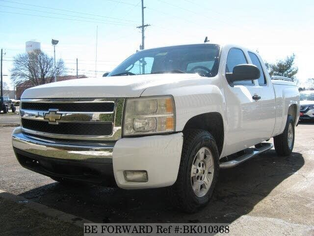 Used 2008 CHEVROLET SILVERADO BK010368 for Sale