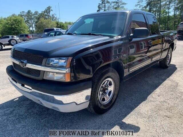 Used 2003 CHEVROLET SILVERADO BK010371 for Sale