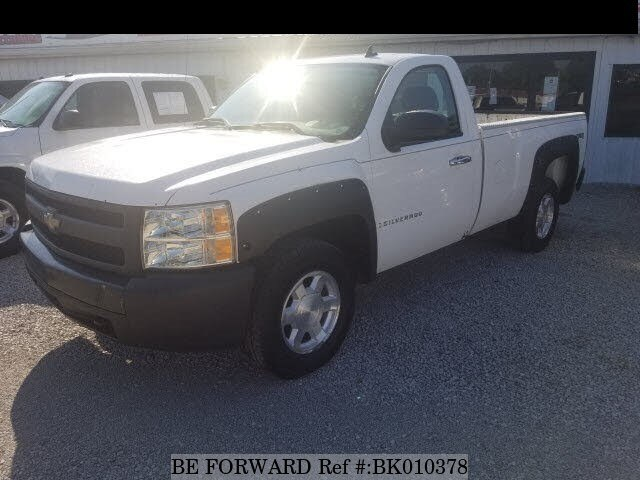 Used 2008 CHEVROLET SILVERADO BK010378 for Sale