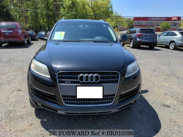 Used 2009 AUDI Q7 BK010396 for Sale