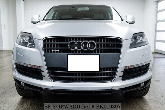 Used 2008 AUDI Q7 BK010397 for Sale