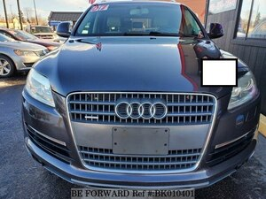 Used 2007 AUDI Q7 BK010401 for Sale