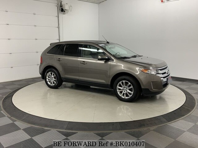 Used 2013 FORD EDGE BK010407 for Sale