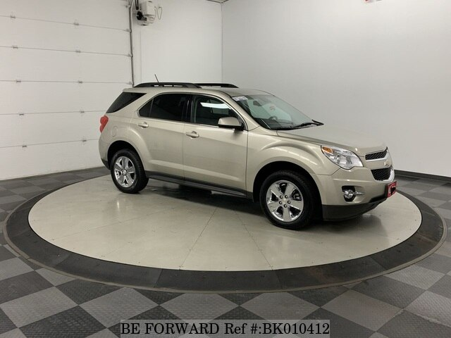 Used 2014 CHEVROLET EQUINOX BK010412 for Sale