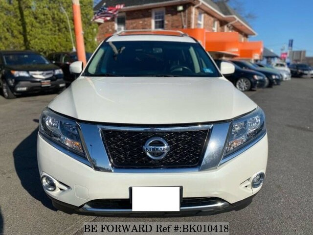 Used 2015 NISSAN PATHFINDER BK010418 for Sale