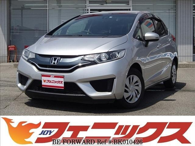 Used 2013 HONDA FIT BK010426 for Sale