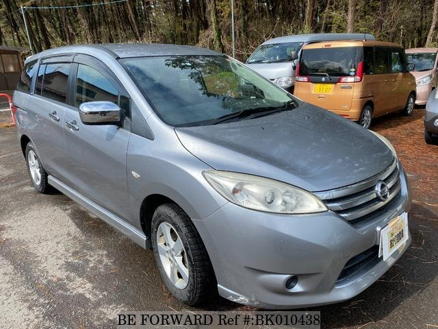 Used 2012 NISSAN LAFESTA BK010438 for Sale
