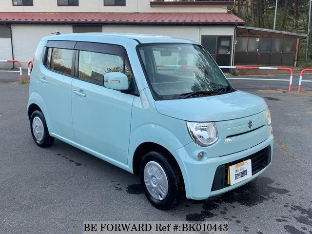 Used 2011 SUZUKI MR WAGON BK010443 for Sale