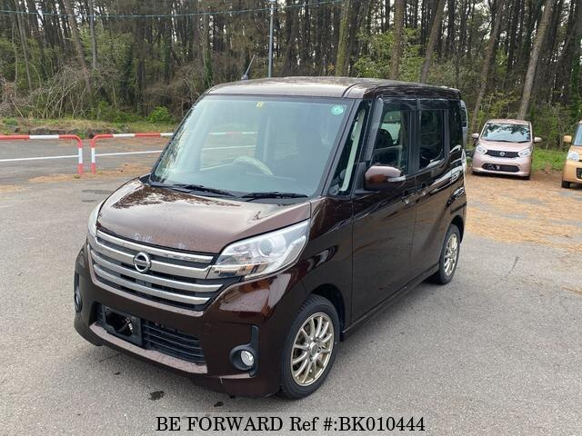 Used 2014 NISSAN DAYZ ROOX BK010444 for Sale