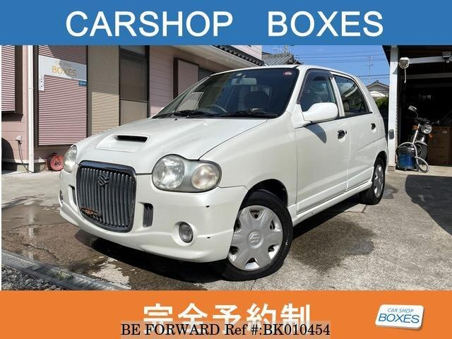 Used 2000 SUZUKI ALTO BK010454 for Sale