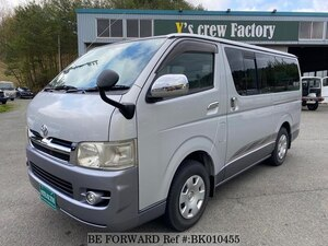 Used 2004 TOYOTA HIACE VAN BK010455 for Sale
