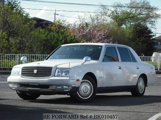 Used 2008 TOYOTA CENTURY BK010457 for Sale
