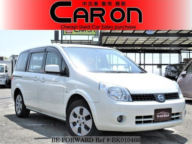 Used 2006 NISSAN LAFESTA BK010466 for Sale