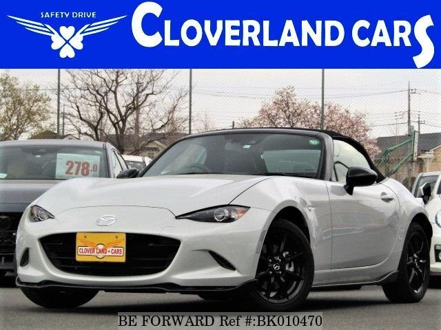 Used 2019 MAZDA ROADSTER BK010470 for Sale
