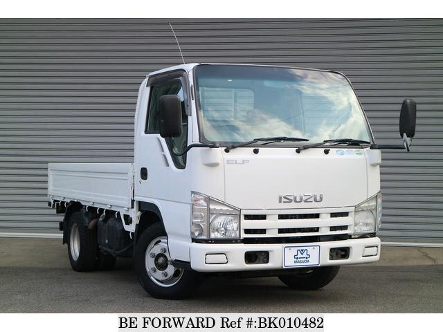 Used 2009 ISUZU ELF TRUCK BK010482 for Sale