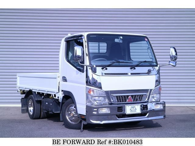 Used 2008 MITSUBISHI CANTER GUTS BK010483 for Sale