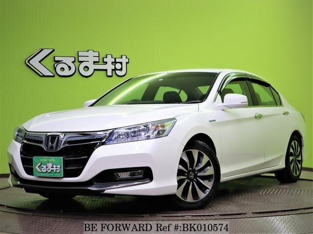 Used 2014 HONDA ACCORD HYBRID BK010574 for Sale