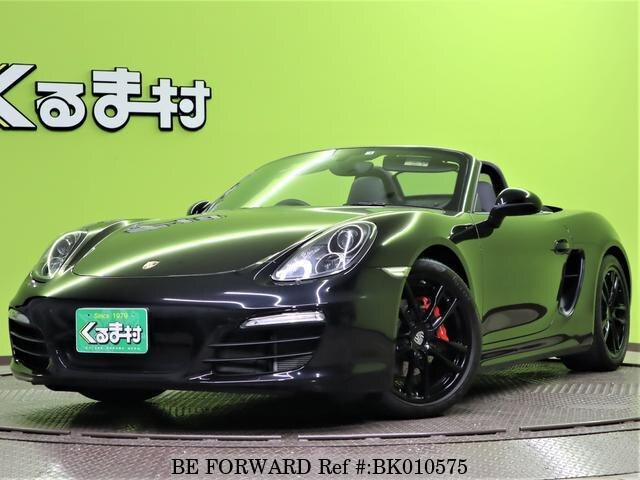 Used 2016 PORSCHE BOXSTER BK010575 for Sale