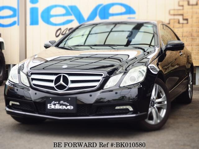 Used 2009 MERCEDES-BENZ E-CLASS BK010580 for Sale