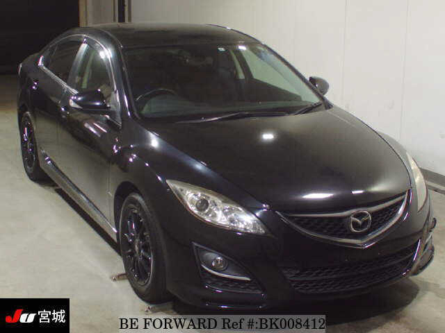 Used 2011 MAZDA ATENZA BK008412 for Sale