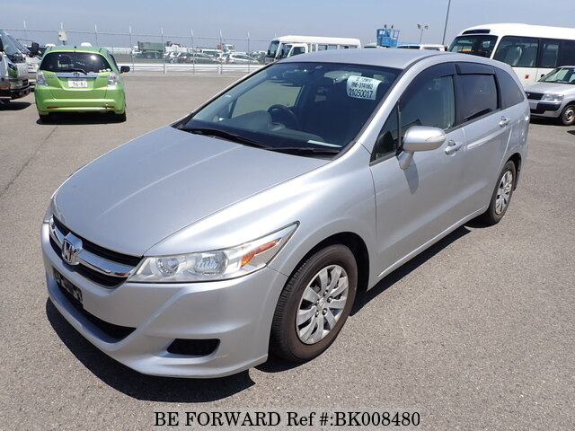Used 2012 HONDA STREAM BK008480 for Sale