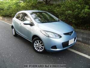 Used 2011 MAZDA DEMIO BK013439 for Sale